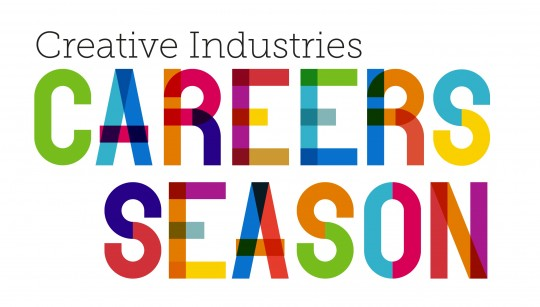 Creative Industries Careers Season - textonly