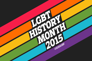 SUSU does LGBT History Month » Students' Union Blog