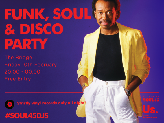 Soul 45: Mind, Body and Soul » Students' Union Blog