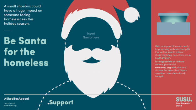 Christmas Shoe Box Appeal 2019.Be Santa For The Homeless With Our Christmas Shoebox Appeal