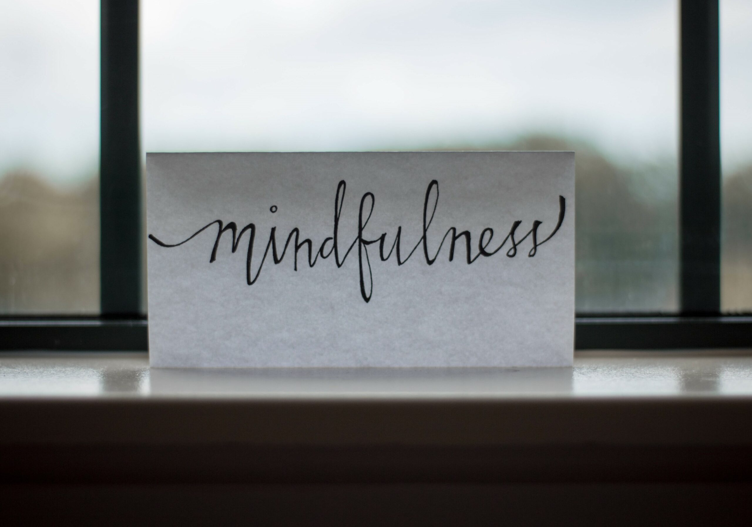 Enabling Services Mindfulness Sessions