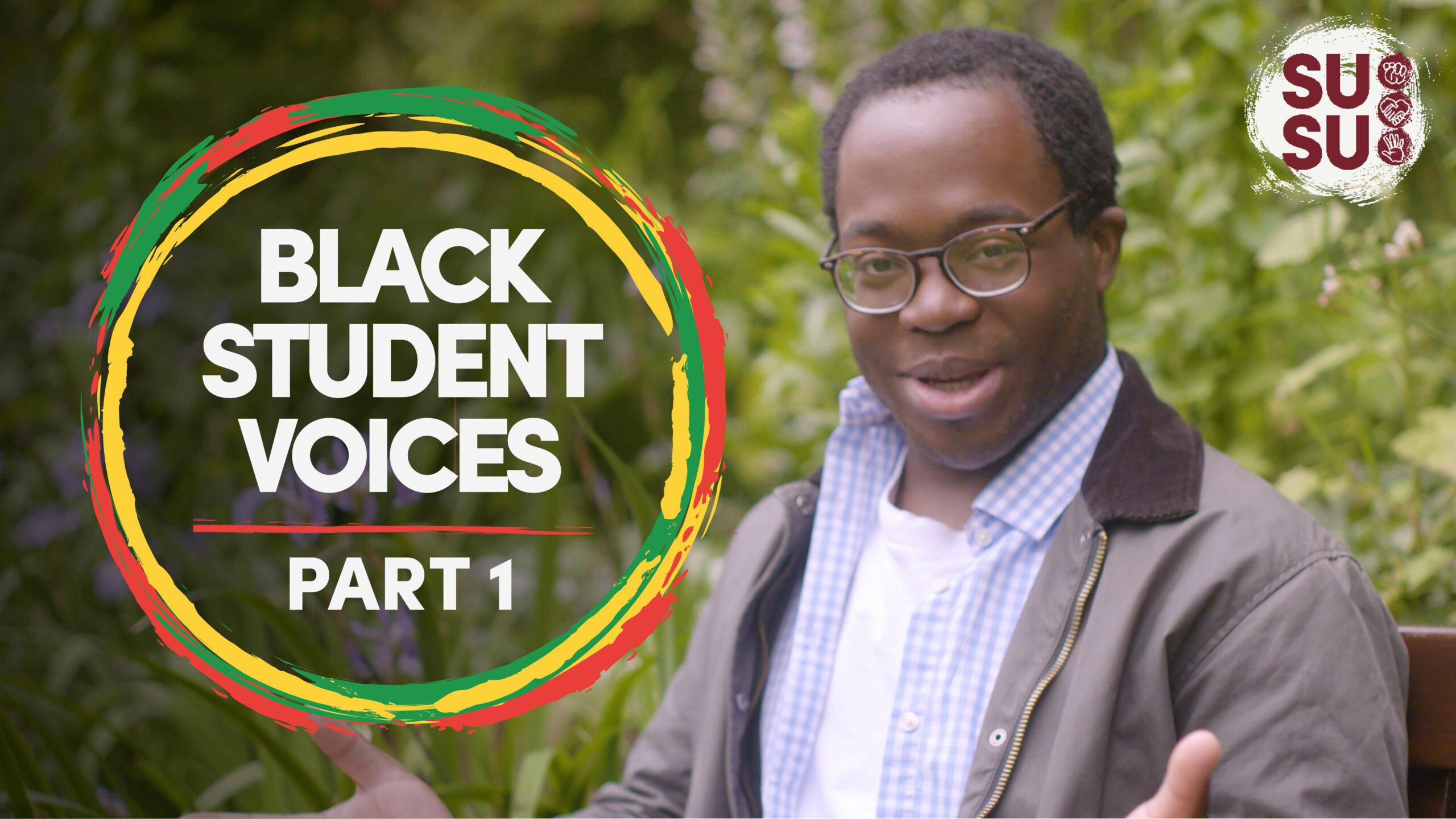 Black Student Voices: Part One